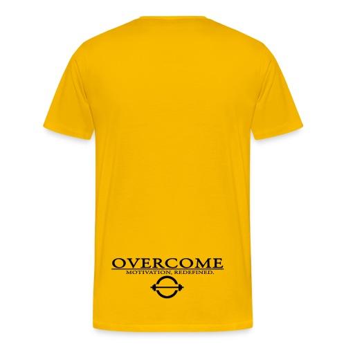 Strong Isn't Strong Enough - Black - Men's Premium T-Shirt