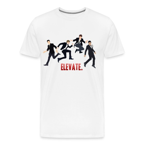 Elevate Mens Tee - Men's Premium T-Shirt