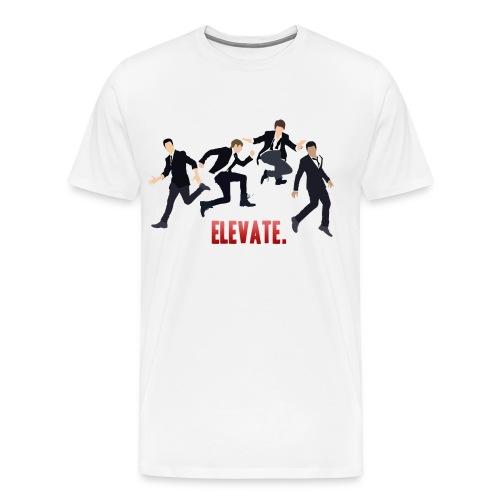 Elevate Mens Tee - Men's Premium T-Shirt