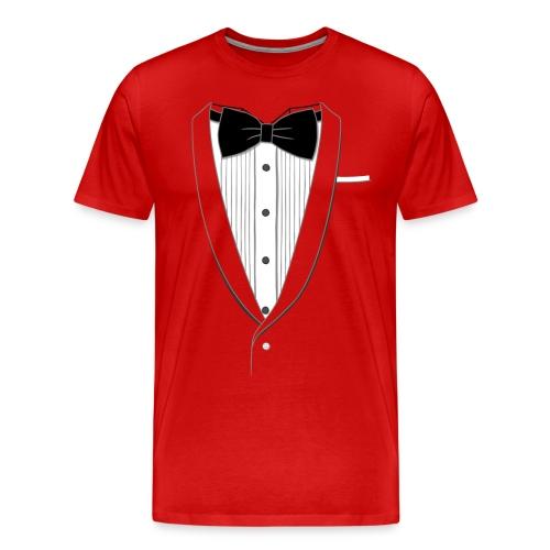 Tuxedo - Men's Premium T-Shirt