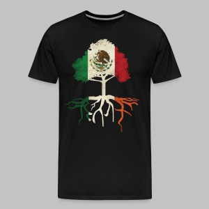 Mexican Irish Roots - Men's Premium T-Shirt