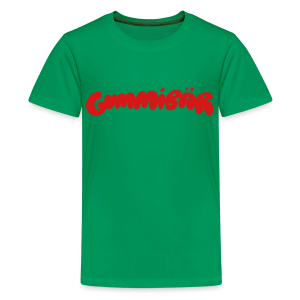 Gummibär (The Gummy Bear) Logo Kids' T-Shirt  - Kids' Premium T-Shirt