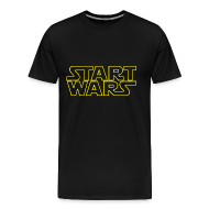 T-Shirts ~ Men's Premium T-Shirt ~ Start Wars