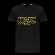 T-Shirts ~ Men's Premium T-Shirt ~ Start Wars