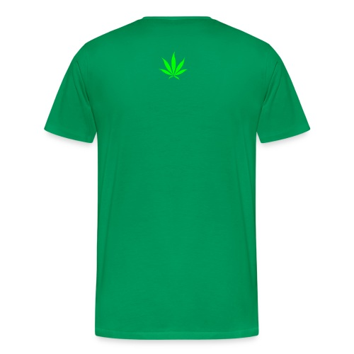 Green T-shirt! - Men's Premium T-Shirt