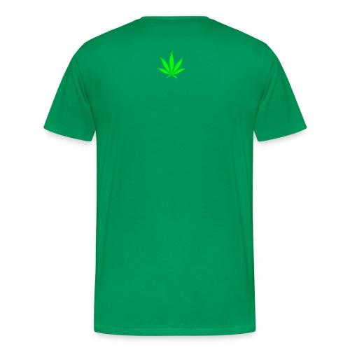 Green T-shirt! - Men's Premium T-Shirt