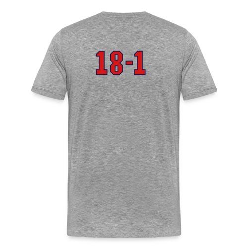 Giants Mafia Short sleeve - Men's Premium T-Shirt