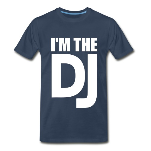 DJ shirt - Men's Premium T-Shirt