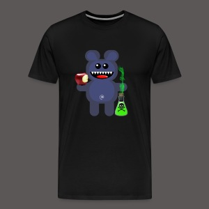 BEAR 6 - Men's Premium T-Shirt