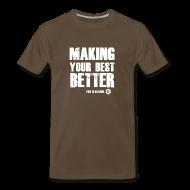 T-Shirts ~ Men's Premium T-Shirt ~ Two Reverends