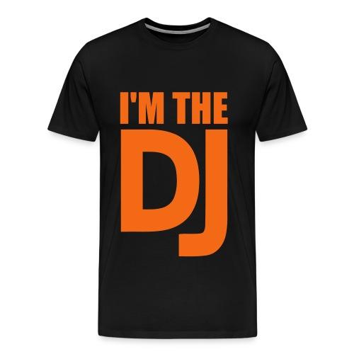 I'M THE DJ - Men's Premium T-Shirt
