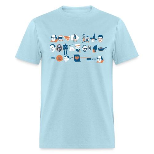 A Monologue for Tee-Shirt (MEN'S) - Men's T-Shirt