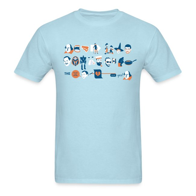 A Monologue for Tee-Shirt (MEN'S)