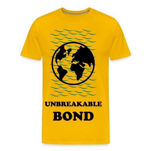Mens Unbreakable Bond - Men's Premium T-Shirt