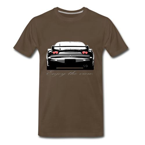 RX7 ENJOY THE VIEW - Men's Premium T-Shirt
