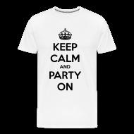 T-Shirts ~ Men's Premium T-Shirt ~ Article 9848557