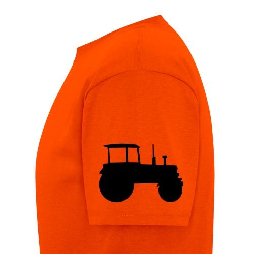 tractor man - Men's T-Shirt
