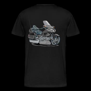 Goldwing Grey Bike T-Shirts
