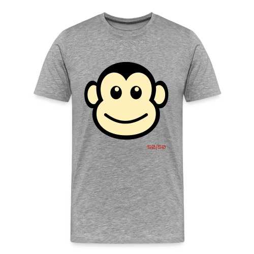 Monkey Boy - Men's Premium T-Shirt