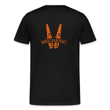 mechanic (1c) T-Shirts