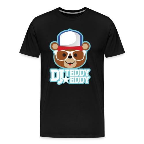 DJ Teddy Eddy T-shirt - Men's Premium T-Shirt