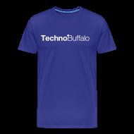 T-Shirts ~ Men's Premium T-Shirt ~ TechnoBuffalo Shirt XL