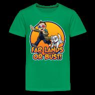 Kids' Shirts ~ Kids' Premium T-Shirt ~ FLoB Cartoon by Sixelona Kid's Sizes