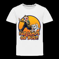 Baby & Toddler Shirts ~ Toddler Premium T-Shirt ~ FLoB Cartoon by Sixelona Toddler's Sizes