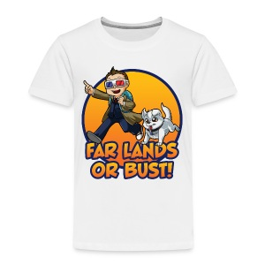 FLoB Cartoon by Sixelona Toddler's Sizes - Toddler Premium T-Shirt