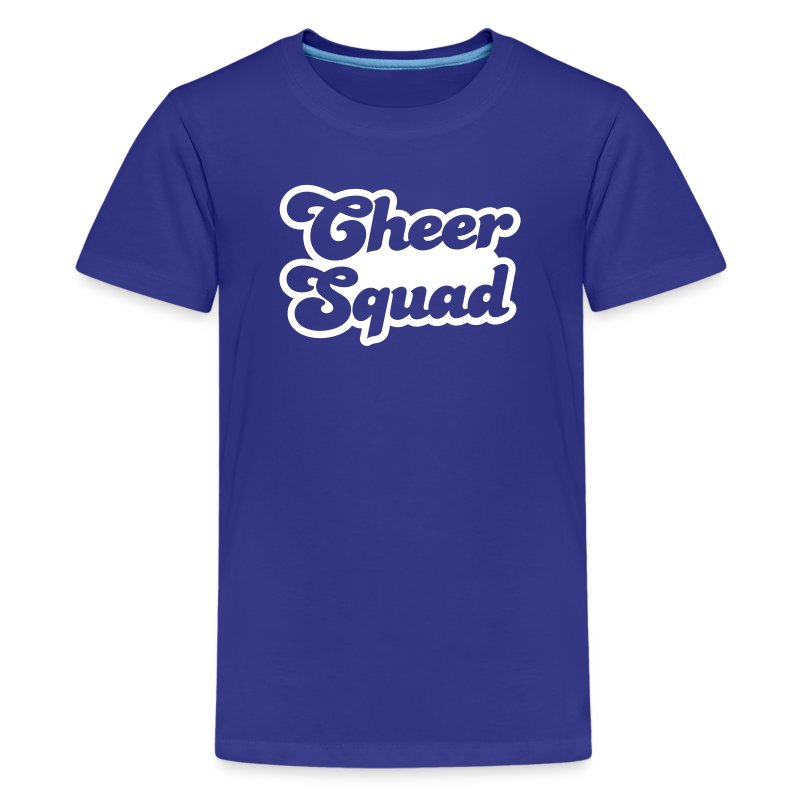 Cheer squad cheerleader design t shirt spreadshirt Cheerleading t shirt designs