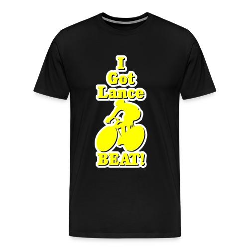 I Got Lance Beat Heavyweight T-Shirt - Men's Premium T-Shirt