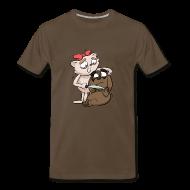 T-Shirts ~ Men's Premium T-Shirt ~ Getting along for Guys