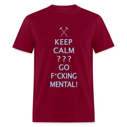Keep Calm - Hammers - Men's T-Shirt