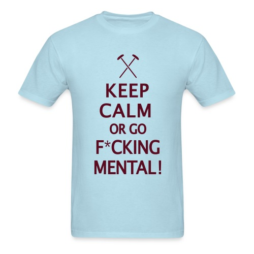 Keep Calm - Hammers - Men's T-Shirt