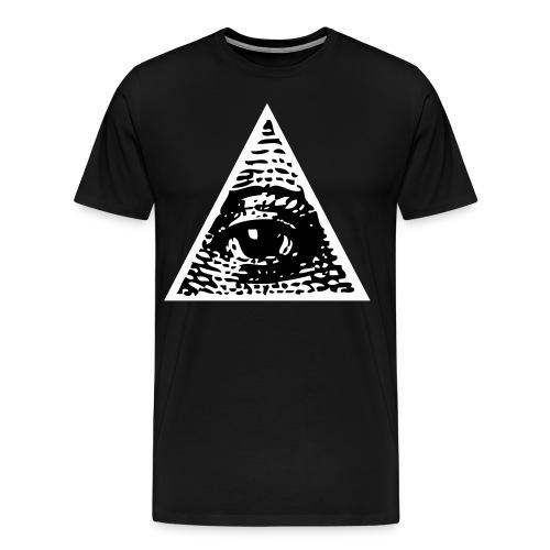 Illuminati - Men - Men's Premium T-Shirt