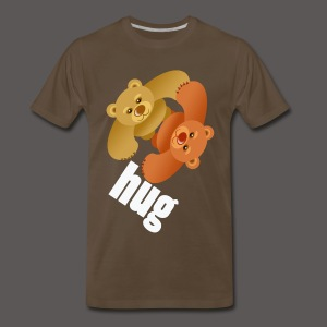 BEARHUG - Men's Premium T-Shirt