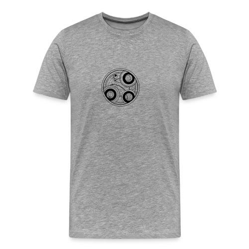 Timey Wimey 3XL & 4XL - Men's Premium T-Shirt