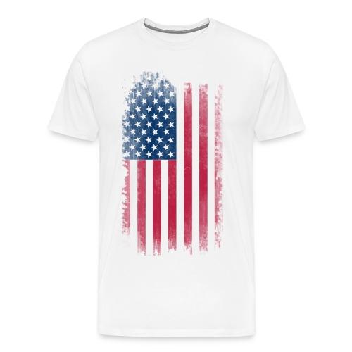 American - Men's Premium T-Shirt