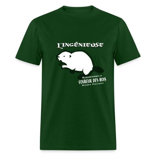 T-Shirt Ingénieuse - T-shirt pour hommes
