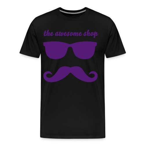the awesome shirt - Men's Premium T-Shirt