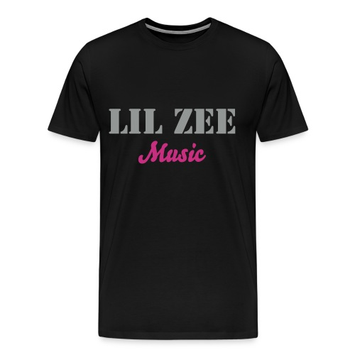 Lil Zee Music Tee - Men's Premium T-Shirt