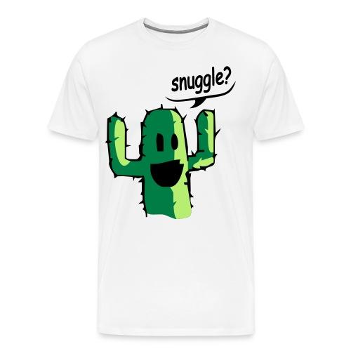Snuggle - Men - Men's Premium T-Shirt