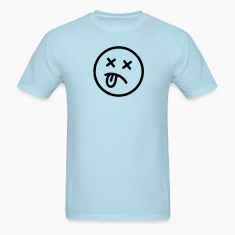 death_smiley_1c T-Shirts