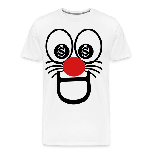 Money Mouse - Men's Premium T-Shirt