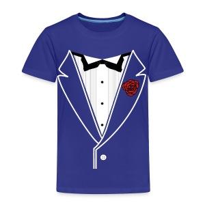 Classy Kids Toddler Tee - Toddler Premium T-Shirt