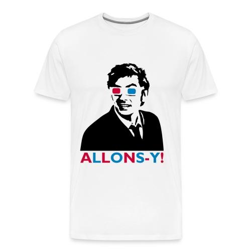 Allons-y! - Men's Premium T-Shirt