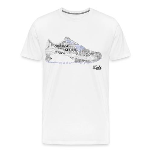 1 Sole OSD Words (Pick Tee Your Color) Size 3XL & 4XL - Men's Premium T-Shirt