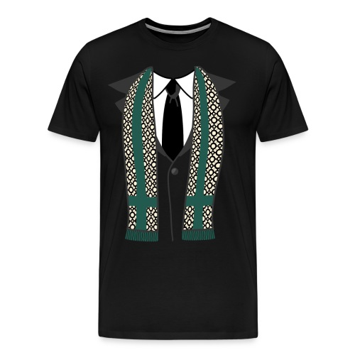 The God of Mischief in disguise - Men's Premium T-Shirt