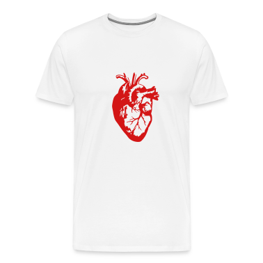 Heart Realistic / Art T-Shirts