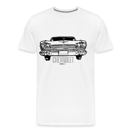 1950's Chevy - Men's Premium T-Shirt